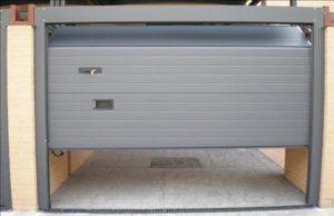 puerta garaje automática 1