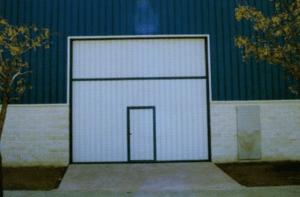 puerta garaje basculante industrial 3
