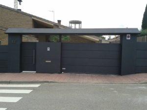 puerta garaje corredera 1