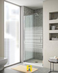 mampara de ducha modelo Milán 2