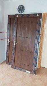 instalación de dos puertas 3